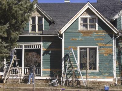 San Antonio Home Remodeling Siding