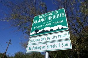 Alamo Heights Garage Door Service