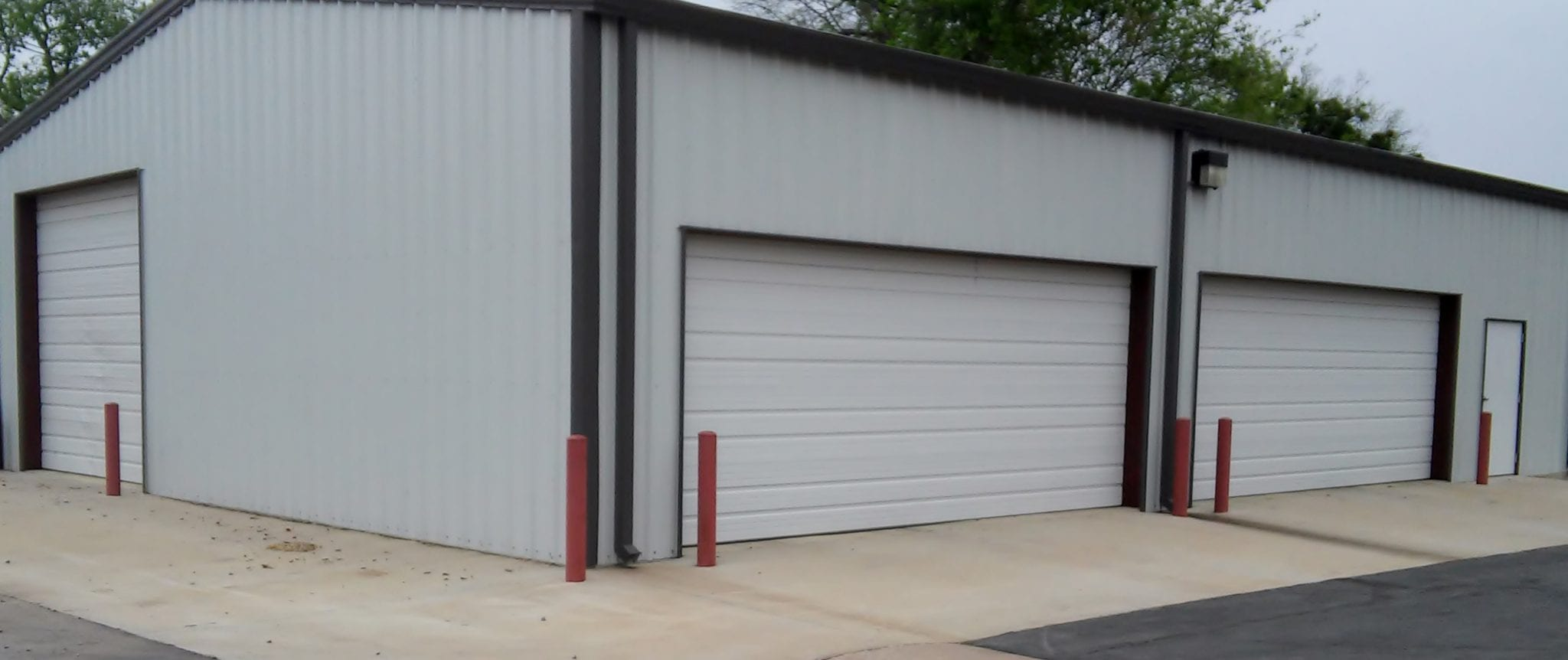 how to fix overhead garage door