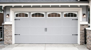 Alamo Heights Custom Garage Door Wood Door Carriage Door San Antonio