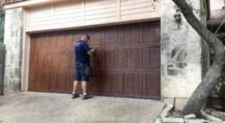 Alamo Heights Garage Door Installation San Antonio