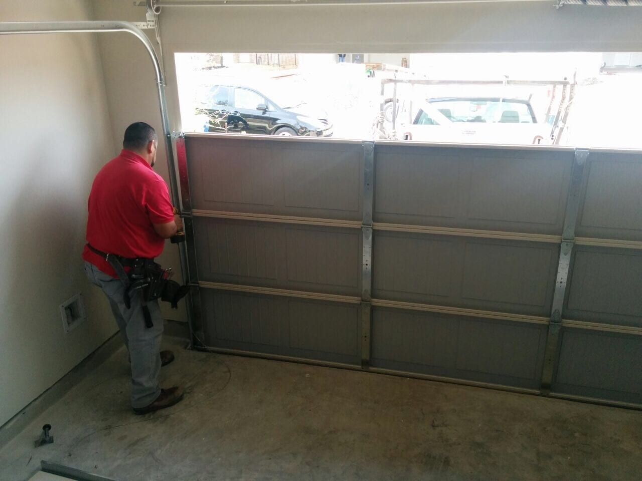San Antonio Garage Door Repair Helotes Overhead Doors