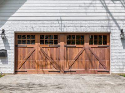 Wood Garage Door Installation San Antonio Helotes Boerne