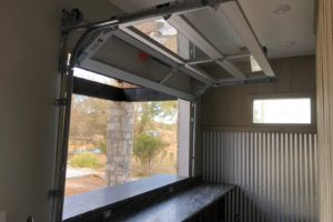 San Antonio Custom garage doors repair installation maintenance Boerne Helotes Dominion