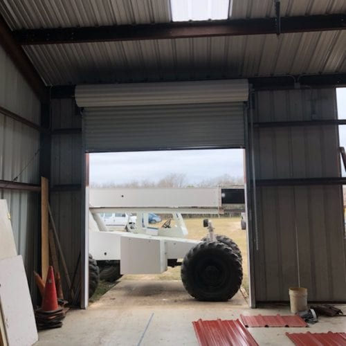 San Antonio Remodeling Commercial Overhead Garage Door Installation Helotes Boerne