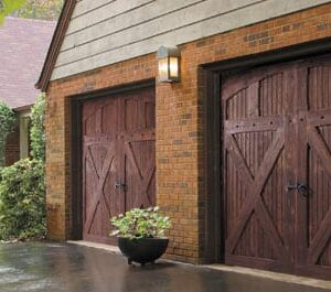 San Antonio Wood Garage Door Boerne Helotes Alamo Heights