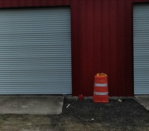 San Antonio Commercial Rolling Door Installation Helotes Boerne Garage Door
