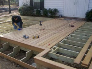 San Antonio Deck Construction Contractor Deck Builder Helotes Stone Oak Boerne